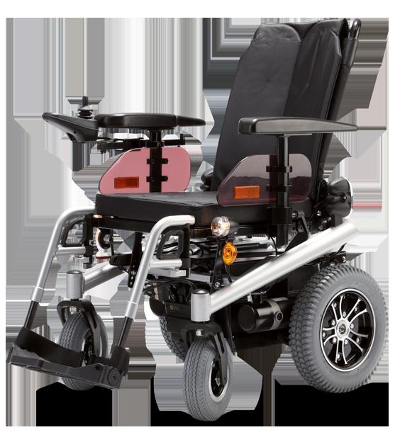 B+B, Bischoff & Bischoff, Terra, elektrischer Rollstuhl